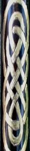 Walking Stick Design 'Celtic Knot'.